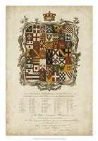 Edmondson Heraldry I Fine-Art Print