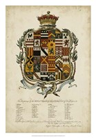 Edmondson Heraldry II Fine-Art Print