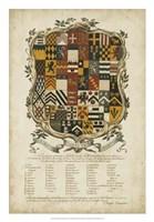 Edmondson Heraldry III Fine-Art Print