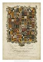 Edmondson Heraldry IV Fine-Art Print