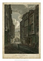 Butcher Row, London Fine-Art Print