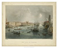 The Port of London Fine-Art Print