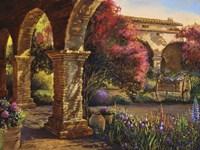 Mission Garden Fine-Art Print
