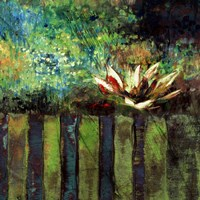 Impressionist Lily I Fine-Art Print
