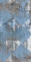 Harlequin Blue II Fine-Art Print