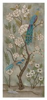 Gardenia Chinoiserie II Fine-Art Print