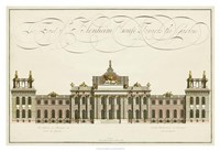 Blenheim House Fine-Art Print