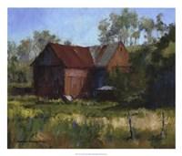 Amish Country Barn Fine-Art Print