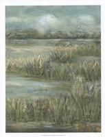 Green Meadows II Fine-Art Print