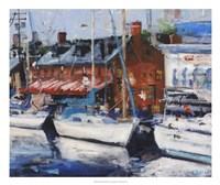 Annapolis Wharf Fine-Art Print