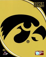 University of Iowa Hawkeyes Logo Fine-Art Print