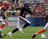 Matt Forte in action 2013 Fine-Art Print