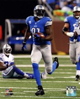 Calvin Johnson 2013 Action Fine-Art Print