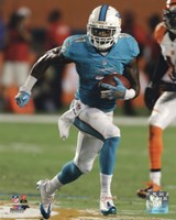 Mike Wallace with the ball 2013 Fine-Art Print