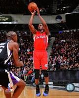 Chris Paul 2013-14 Action in basketball Fine-Art Print