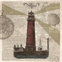 Nautical Collection II Fine-Art Print