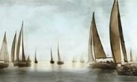Golden Sails Fine-Art Print