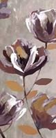 Rising Magnolias I - Mini Fine-Art Print