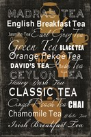 Tea Collection Fine-Art Print