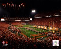 Memorial Stadium Clemson University Tigers 2013 Fine-Art Print