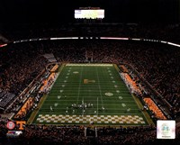 Neyland Stadium Univserity of Tennessee Volunteers 2013 Fine-Art Print