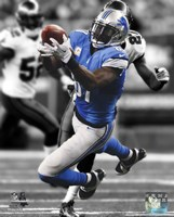 Calvin Johnson Spotlight 2013 Fine-Art Print