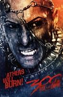300 ROAE - Xerxes Wall Poster
