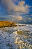 Stage Cove, Near Bunmahon, The Copper Coast, County Waterford, Ireland Fine-Art Print
