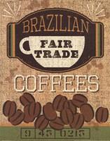 Coffee Sack IV Fine-Art Print