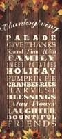 Thanksgiving Fine-Art Print