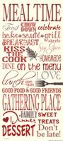 Mealtime Fine-Art Print