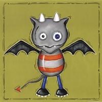 Monster Vampire Fine-Art Print