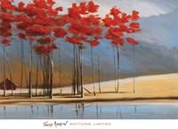 Red House Fine-Art Print