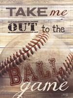 Take Me Out to the Ballgame Fine-Art Print