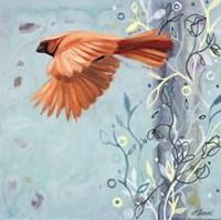Bird In Flight Fine-Art Print