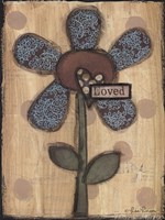 Loved Flower Fine-Art Print
