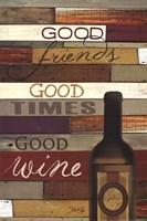 Good Wine Fine-Art Print