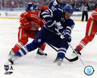 James van Riemsdyk 2014 NHL Winter Classic Action Fine-Art Print