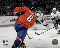 Alex Ovechkin 2013-14 Spotlight Action Fine-Art Print