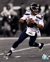 Russell Wilson Super Bowl XLVIII Spotlight Fine-Art Print