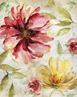 Morning Petals II Fine-Art Print