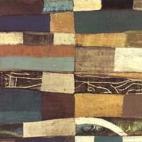 Eileen IV Blue Fine-Art Print