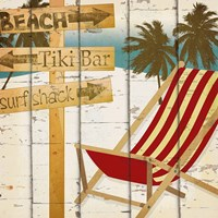 Going to the Beach II Fine-Art Print