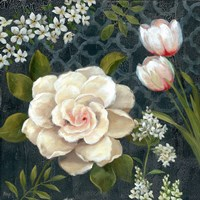 Midnight Garden I Fine-Art Print