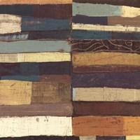 Eileen V Blue Fine-Art Print