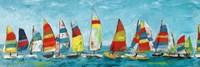 Sailing Away Fine-Art Print