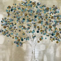 A Teal Tree Fine-Art Print