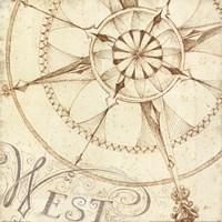 Coast to Coast Sepia IV Fine-Art Print