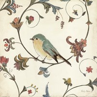 Birds Gem II Fine-Art Print