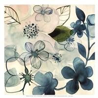 Water Blossoms III Fine-Art Print